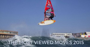 Most viewed moves 2015