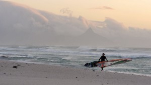 Graham Ezzy at Cape Town