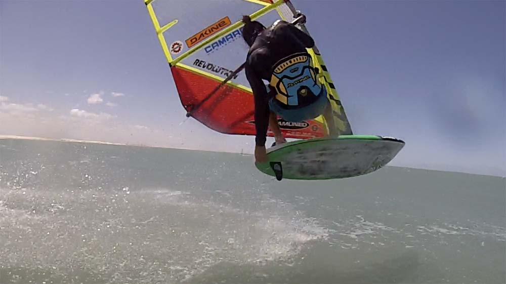 Phil Soltysiak Tail Grab Jump