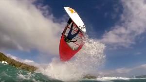 Tarifa wave action