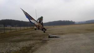 Anton Munz Windskate Air Funnell
