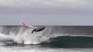 Arched Aerial off the lip by Pablo Ramirez Bolanos