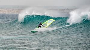 Kauli Seadi at Capo Mannu (Pic: Alex Tocco)