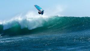 Scott McKercher in one of his favourite waves (Pic: Starboard)