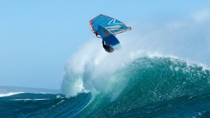 Home is home: Scott McKercher off the lip in Western Australia (Pic: Starboard)