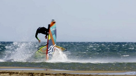 Air Funnell into Burner no handed by Sam Esteve