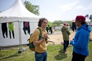 Antony Ruenes & Dieter van der Eyken - ©Pic: Continentseven/Kerstin Reiger
