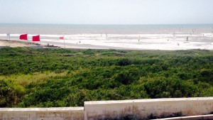 Moulay beach view (Pic: AWT)