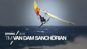 Tim van Dam in El Cabezo, Tenerife