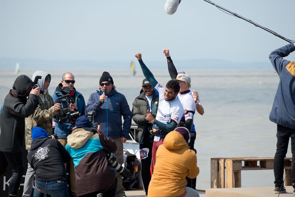 Gollito Estredo wins - Pic:  Continentseven/Kerstin Reiger