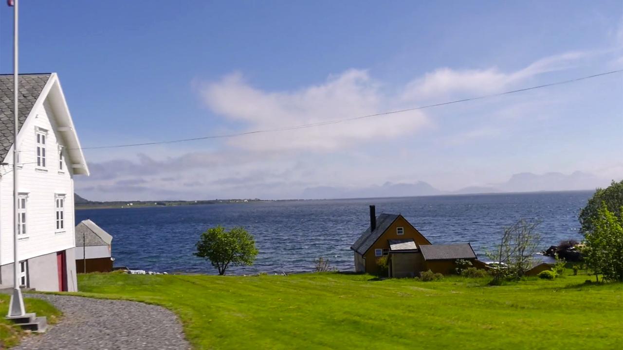 Oda Johanne explores Scandinavia