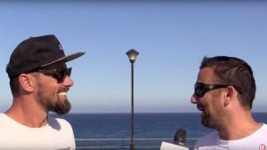 Julien Taboulet in a video interview by Ben Proffitt