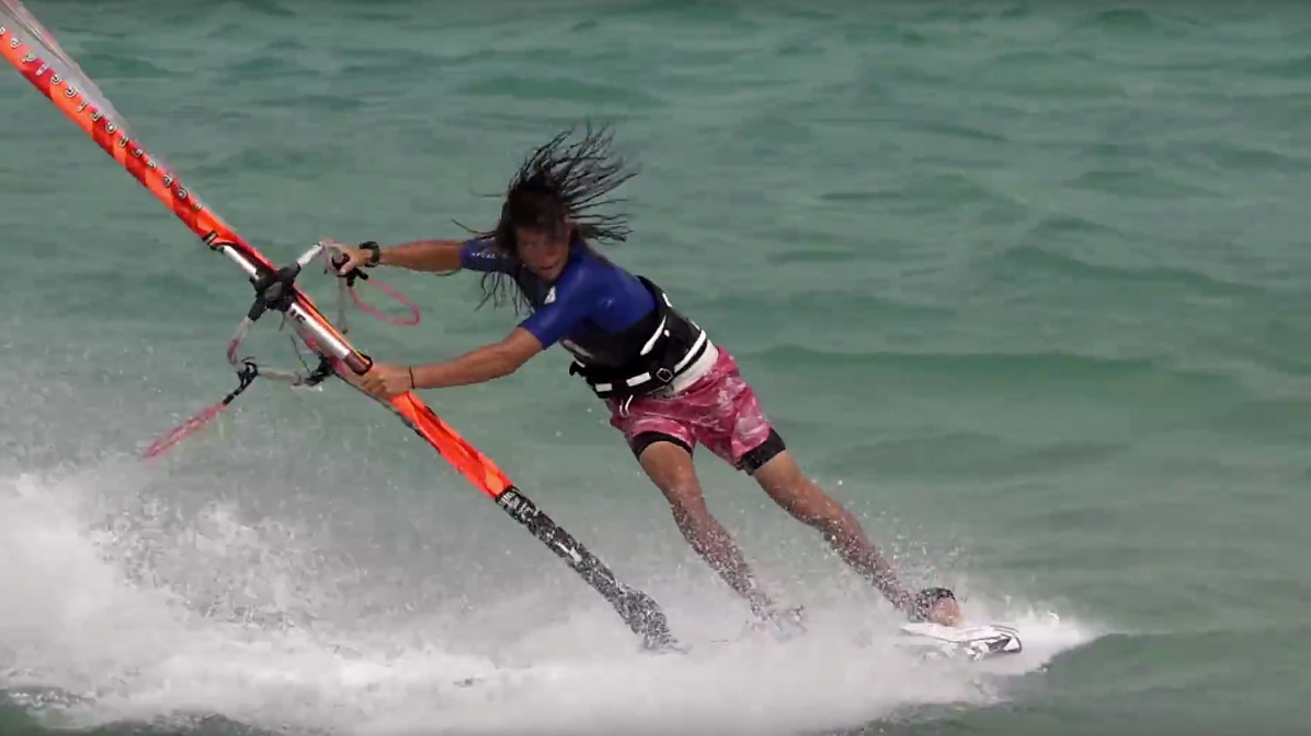 Freestyle on Fuerteventura by Kuma Movie