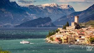 Malcesine, Lake Garda (Pic: FotoFiore)