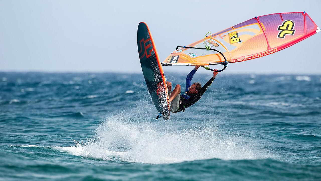 Steven van Broeckhoven wins the EFPT event on Lanzarote (Pic: EFPT)