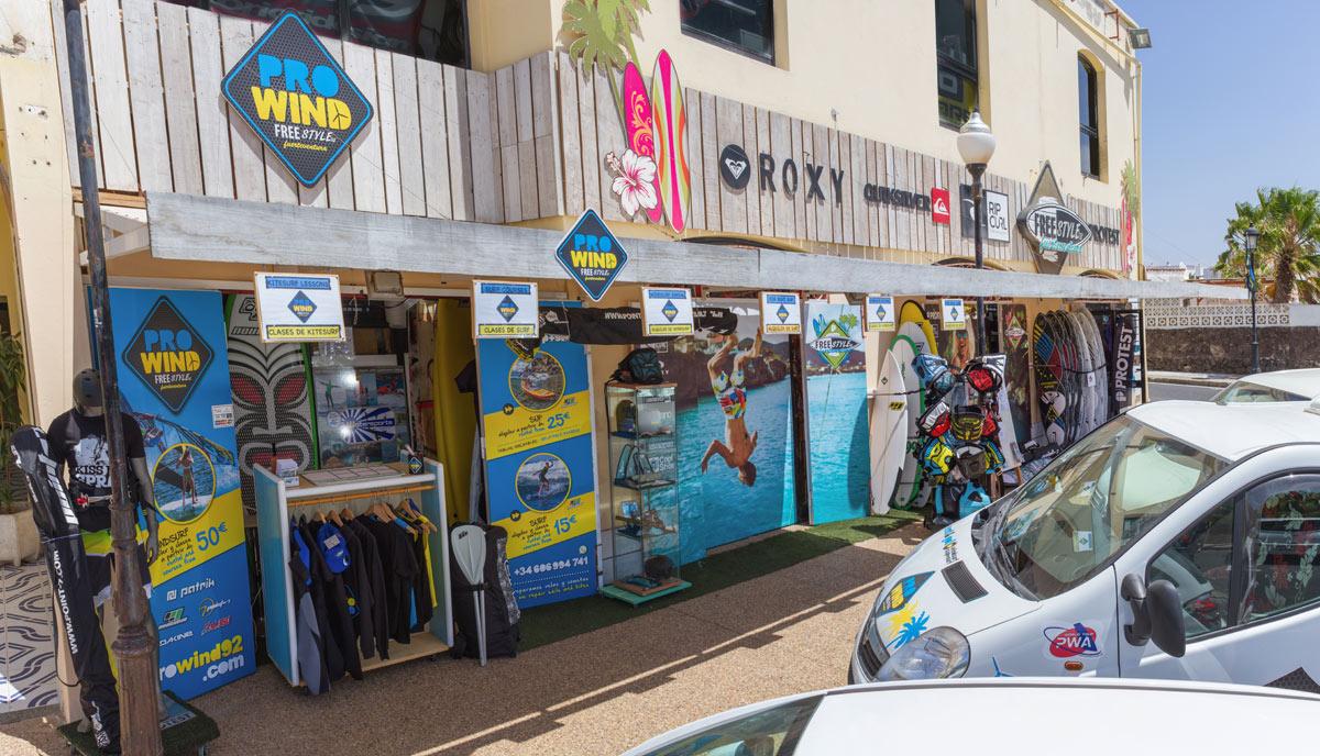 Pro Wind Fuerteventura Shop