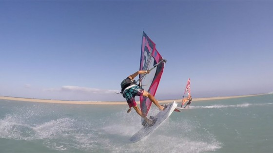 Air Funnell into Funnell by Reef Markman