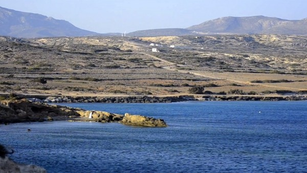 Filip Rogelj in Karpathos