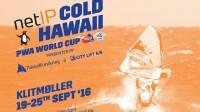 Cold Hawaii PWA Wave World Cup