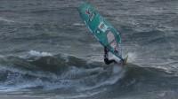 Wave ride by Iballa Moreno