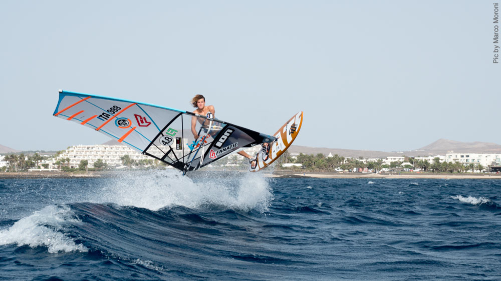 Riccardo Marca – An interview & Video with the Italian freestyle windsurfer