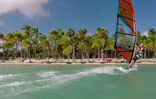 Windsurfing Guadeloupe