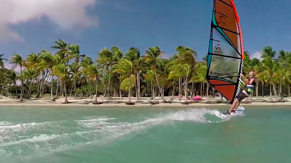 Pa moli – Pierre Garambois in Guadeloupe