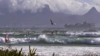 Cape Town windsurfing