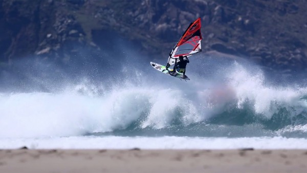waves in Galicia