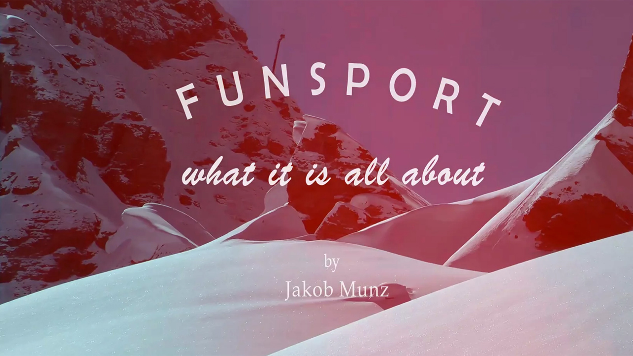 Funsport – what it's all about