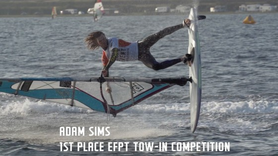 Adam Sims Tow-In Double Culo