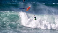 Boujmaa is going big at Ho'okipa (Pic: PWA/Carter)