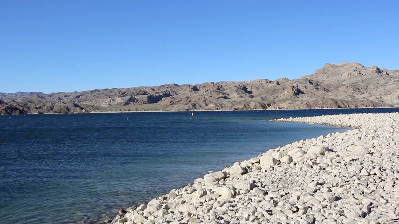 Lake Mohave by Alex Mertens