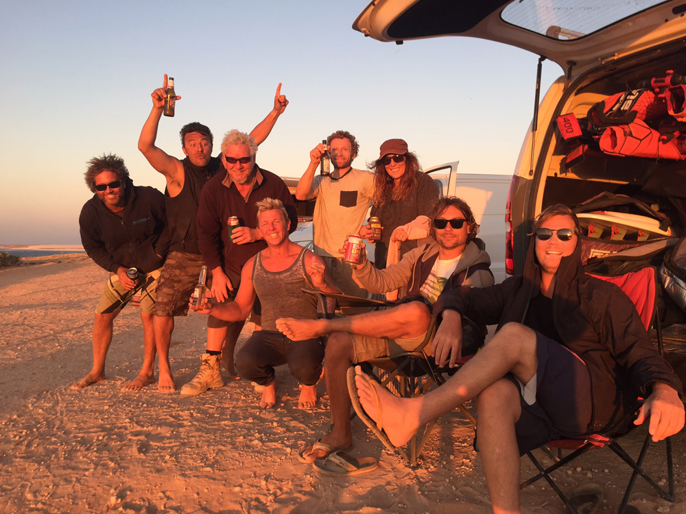 Good friends in Gnaraloo