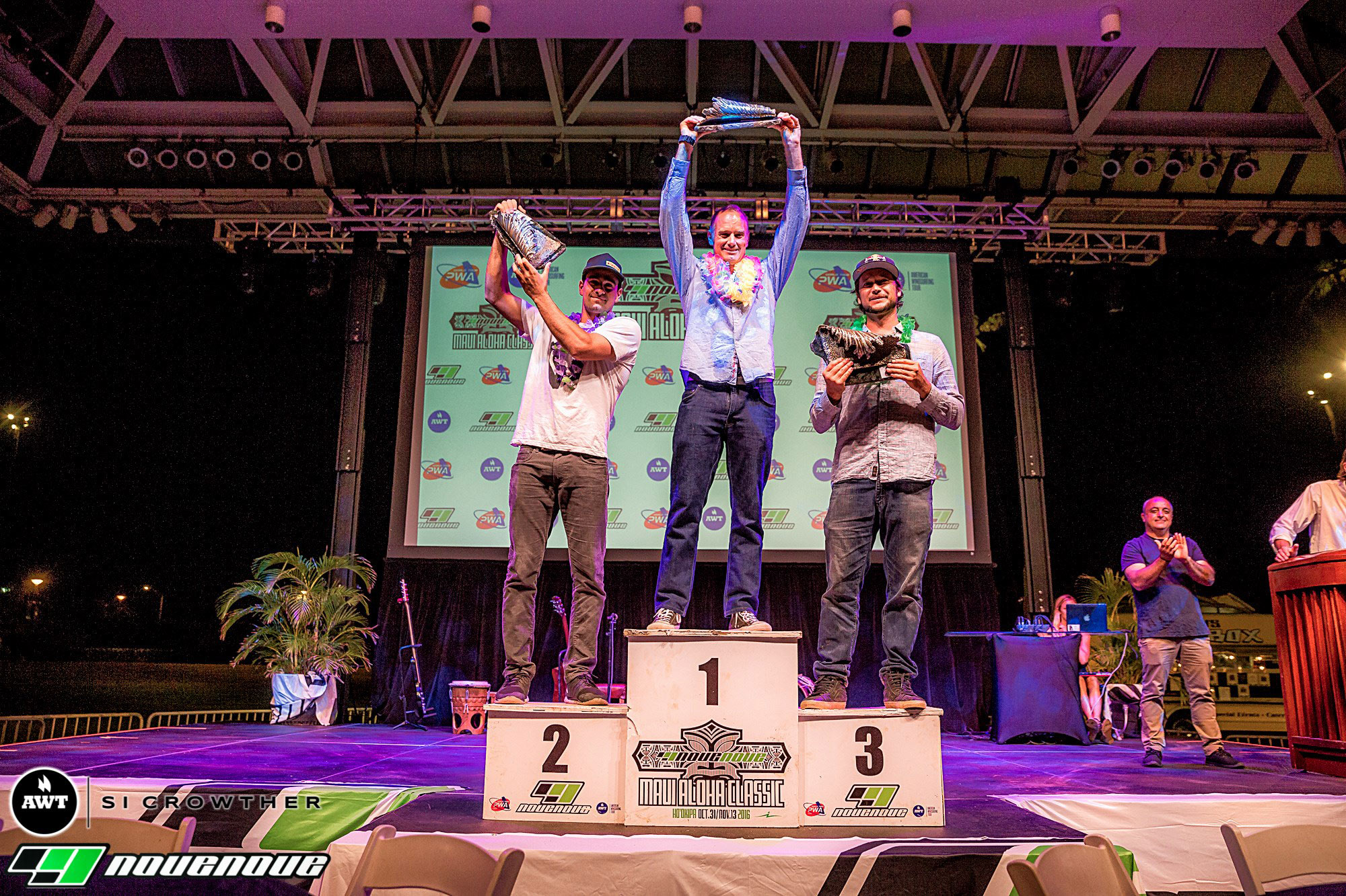 Aloha Classic winners