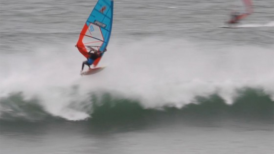 Forward Loop off the lip by Timo Mullen