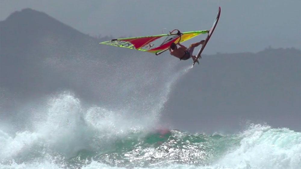 Jamie Hancock on Maui