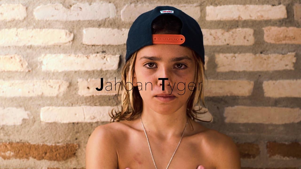 Jahdan Tyger in Jericoacoara by CCfilms