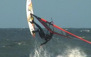 Air Tack one handed by Lars Petersen