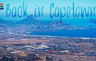 Valentin Böckler in Cape Town