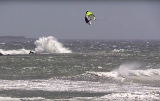 Marc Pare goes big in Big Bay 2017