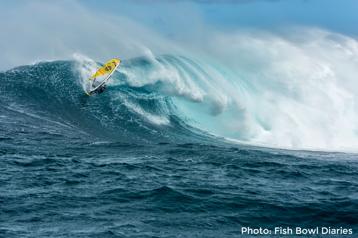Marcilio Browne in Jaws - Photo: Fish Bowl Diaries