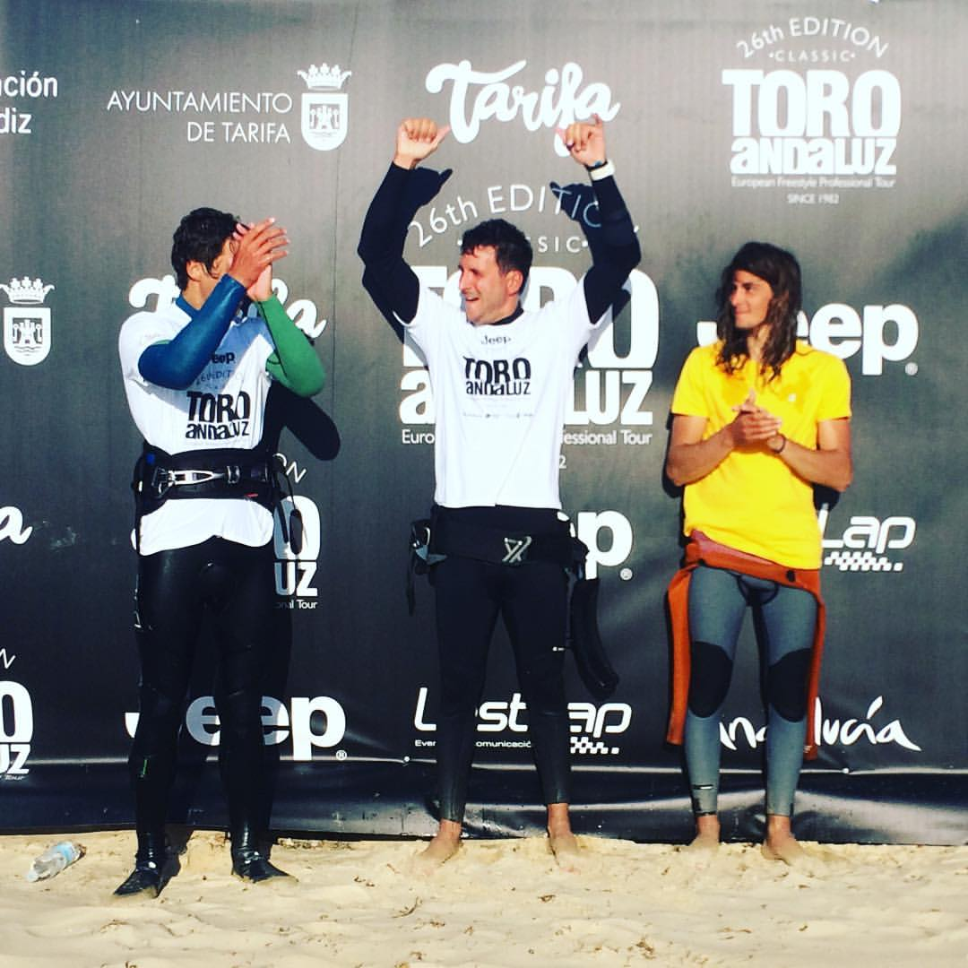 Top 3 after the double elimination | Adrien Bosson 1st, Jacopo Testa 2nd, Sam Esteve 3rd