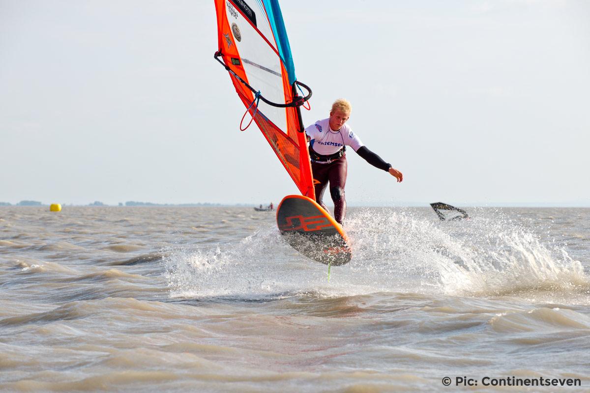Amado Vrieswijk no handed