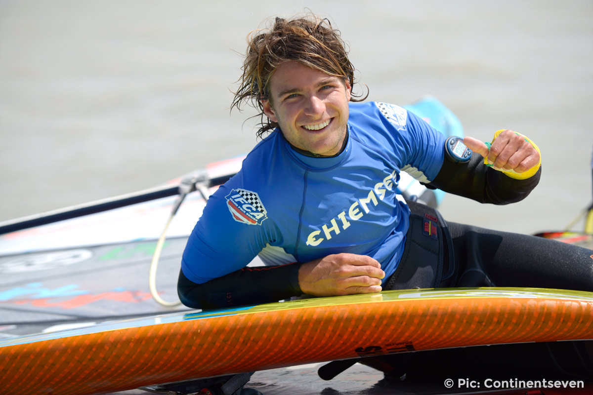 Riccardo Marca - Pic: Continentseven/Kerstin Reiger