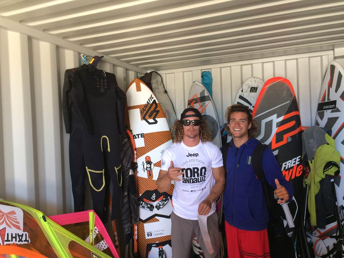 Tony Mottus & Riccardo Marca