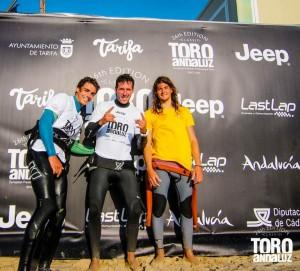 Adrian Bosson wins Toro Andaluz in Tarifa