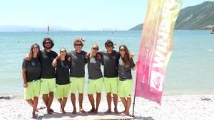 Quiksilver Windsurf School Instructors