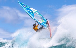 Marco Revel at Diamond Head (Pic: Francis Brewer)