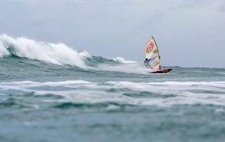 Morgan Noireaux wins (Photo: Crowther/IWT)